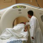 母の体の中で起っていることが知りたくて、CT検査画像を主治医からもらってきました